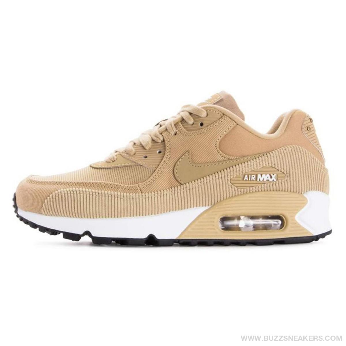WOMEN'S NIKE AIR MAX 90 LEATHER SHOE Sport & BonusSport